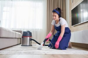 Carpet steam cleaning Homebush